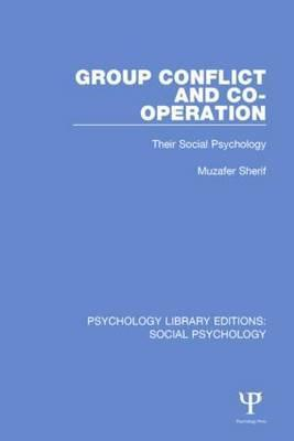 Group Conflict and Co-operation