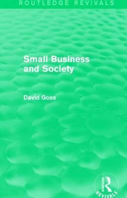 Small Business and Society