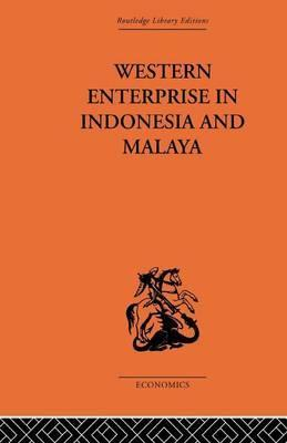 Western Enterprise in Indonesia and Malaysia
