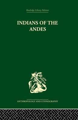 Indians of the Andes