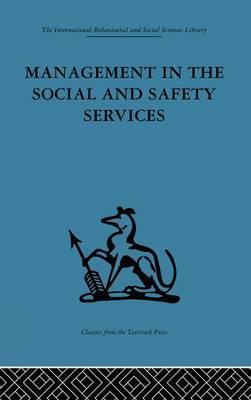 Management in the Social and Safety Services