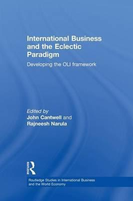 International Business and the Eclectic Paradigm