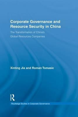 Corporate Governance and Resource Security in China