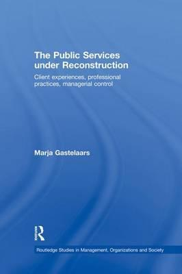 The Public Services under Reconstruction
