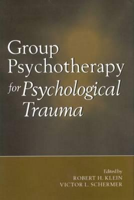 Group Psychological Therapy for Psychological Trauma