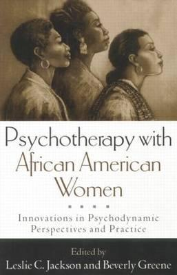 Psychotherapy with African American Women