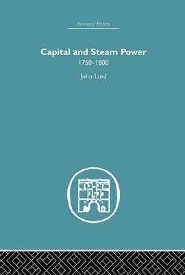 Capital and Steam Power