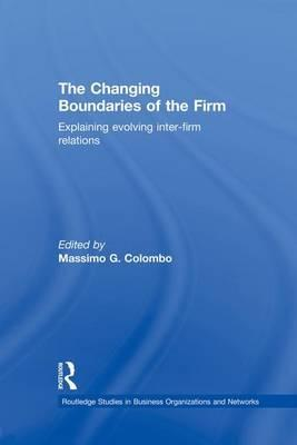 The Changing Boundaries of the Firm