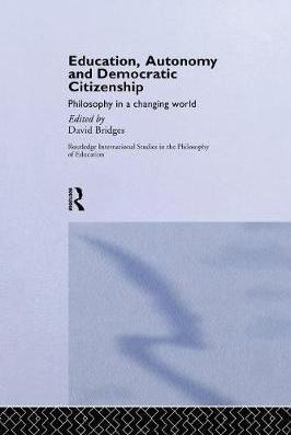 Education, Autonomy and Democratic Citizenship
