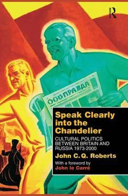 Speak Clearly into the Chandelier