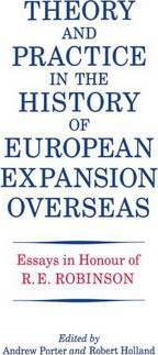 Theory and Practice in the History of European Expansion Overseas