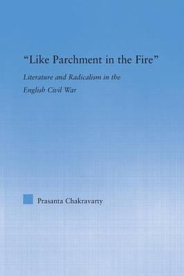 Like Parchment in the Fire