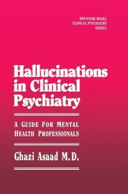 Hallunications In Clinical Psychiatry