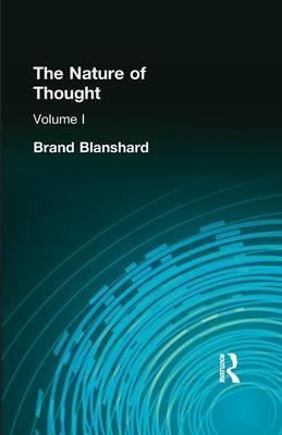 The Nature of Thought: Volume I
