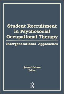 Student Recruitment in Psychosocial Occupational Therapy
