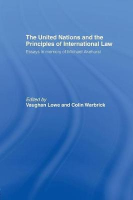 The United Nations and the Principles of International Law