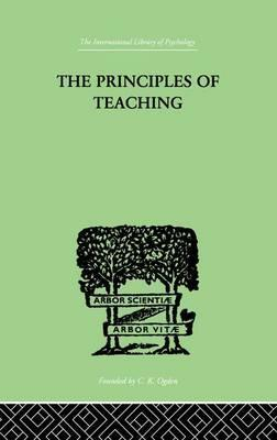 The Principles of Teaching