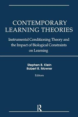 Contemporary Learning Theories: Instrumental Conditioning Theory and the Impact of Biological Constraints on Learning Volume II