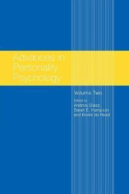 Advances in Personality Psychology: Volume 2