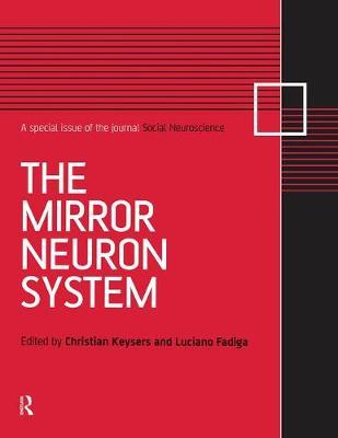 The Mirror Neuron System