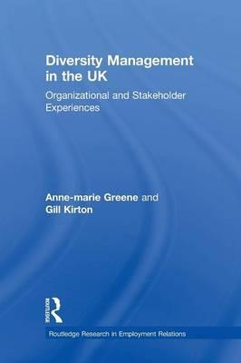 Diversity Management in the UK