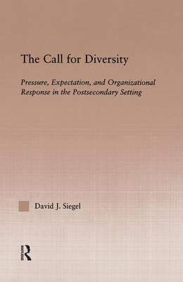 The Call for Diversity