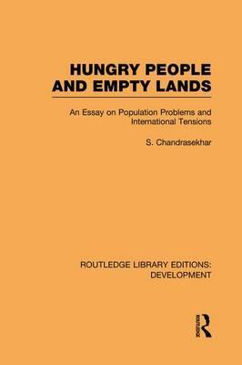 Hungry People and Empty Lands