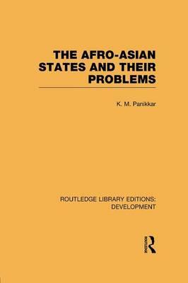 The Afro-Asian States and their Problems