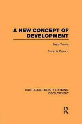 A New Concept of Development