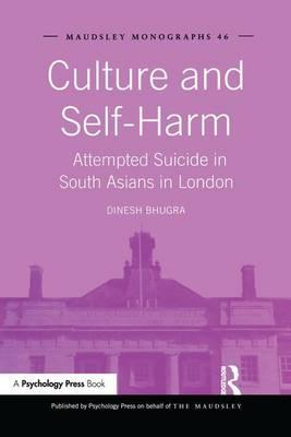 Culture and Self-Harm