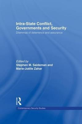 Intra-State Conflict, Governments and Security