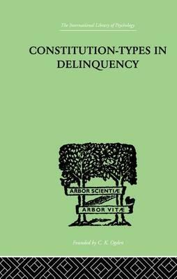 Constitution-Types in Delinquency