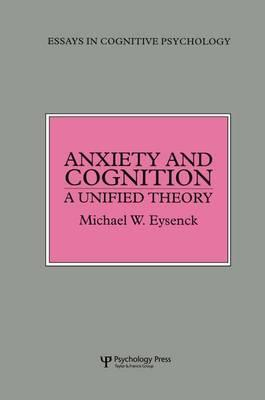 Anxiety and Cognition