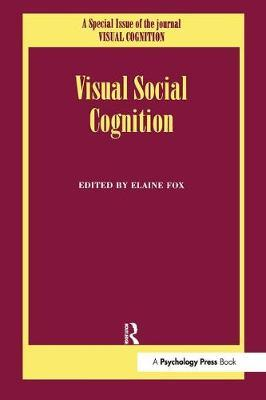 Visual Social Cognition