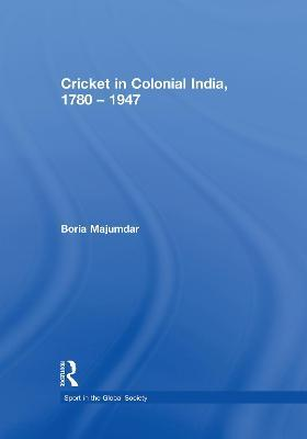 Cricket in Colonial India