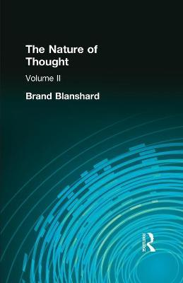 The Nature of Thought