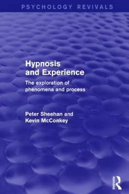 Hypnosis and Experience