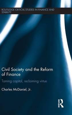 Civil Society and the Reform of Finance