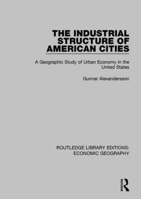 The Industrial Structure of American Cities
