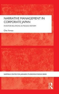 Narrative Management in Corporate Japan