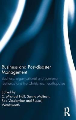 Business and Post-disaster Management