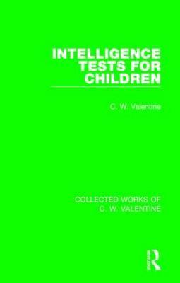 Intelligence Tests for Children