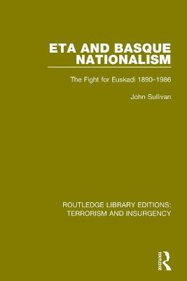 ETA and Basque Nationalism