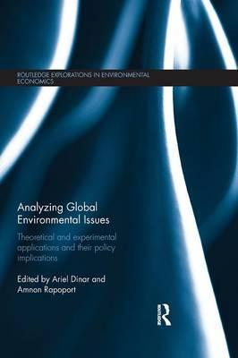 Analyzing Global Environmental Issues
