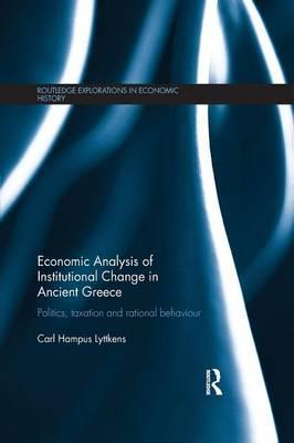 Economic Analysis of Institutional Change in Ancient Greece