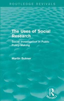 The Uses of Social Research