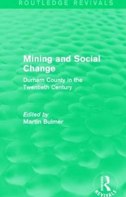 Mining and Social Change