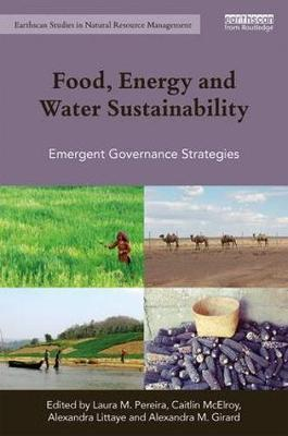 Food, Energy and Water Sustainability