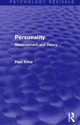 Personality (Psychology Revivals)