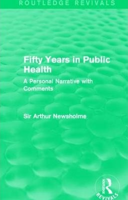 Fifty Years in Public Health